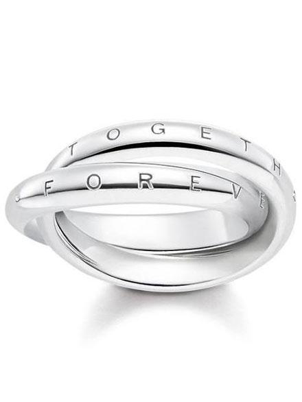 THOMAS SABO Ring, Sterlingsilber