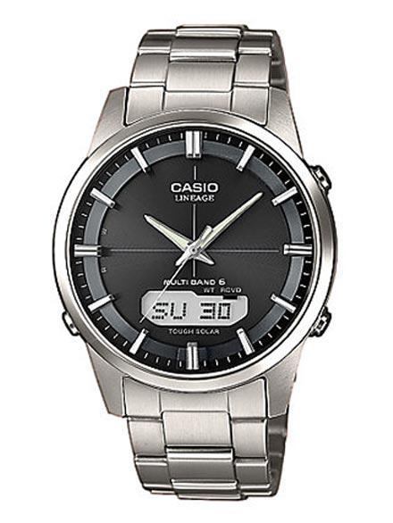 Casio Herrenchronographen Radio Controlled
