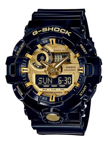 Casio G-SHOCK Black/Gold