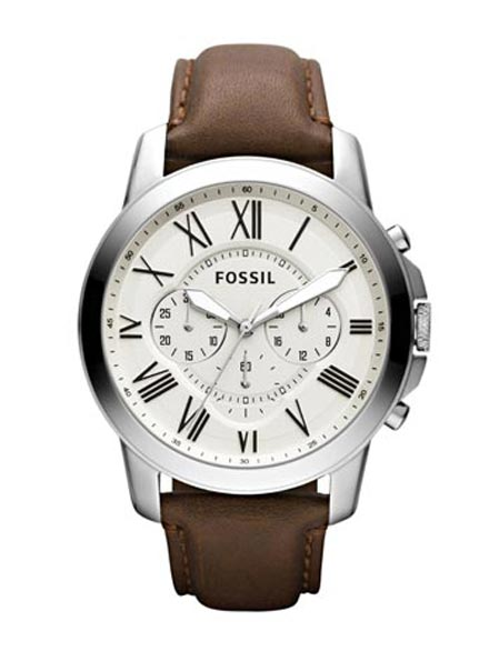 Fossil Herrenchronograph Grant