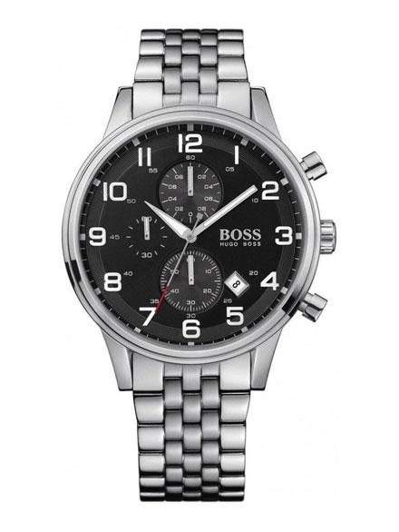 Hugo Boss Herren-Armbanduhr Aeroliner