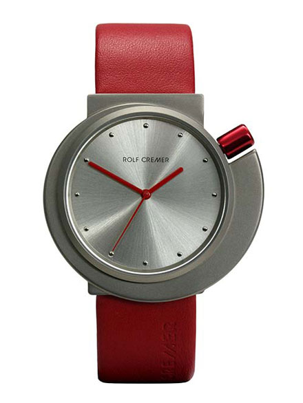 Rolf Cremer Damen-Armbanduhr Spirale