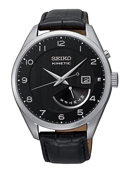 Seiko Kinetic Herren-Armbanduhr