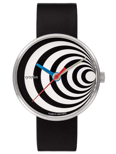 Walter Gropius Uhr Excentric