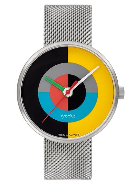 Walter Gropius Uhr Kollektion J.Albers