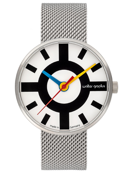 Walter Gropius Uhr Kollektion CROSSWAY