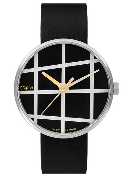 Walter Gropius Uhr Window