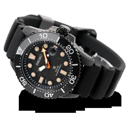 Seiko Prospex Black Series - Uhren kaufen bei SZENARIO