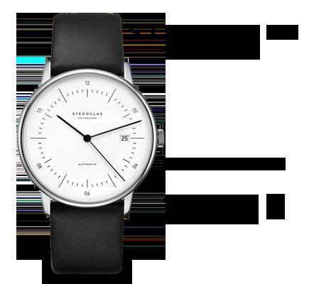 Sternglas Zeitmesser Naos Automatik - Uhren kaufen bei SZENARIO