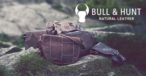 Bull & Hunt Ledertaschen und Geldbörsen