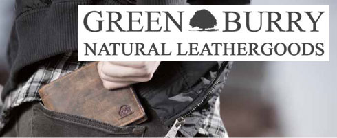 Greenburry Lederwaren Ledertaschen Geldbörsen