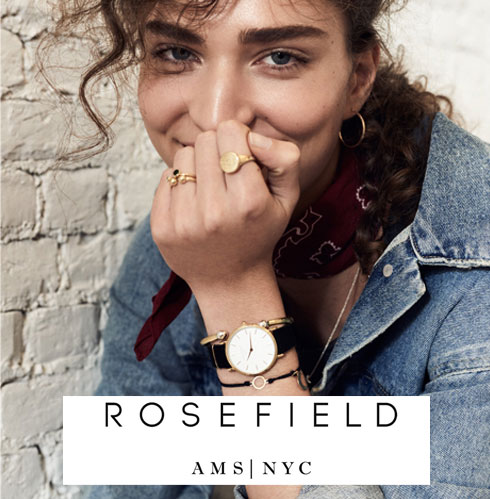 Rosefield - neue Kollektion 2018